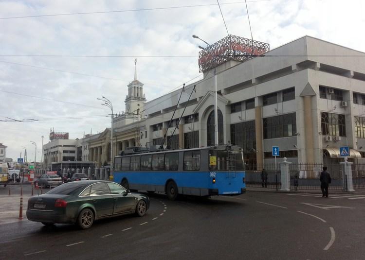 Вокзал Краснодара — история, описание, фото, координаты на ...
