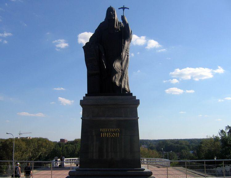 памятники саранска фото и описание